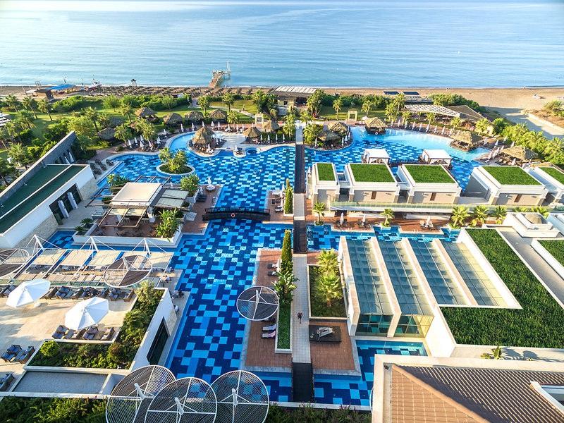 Hotelanlage im besten TUI BLUE in der Türkei