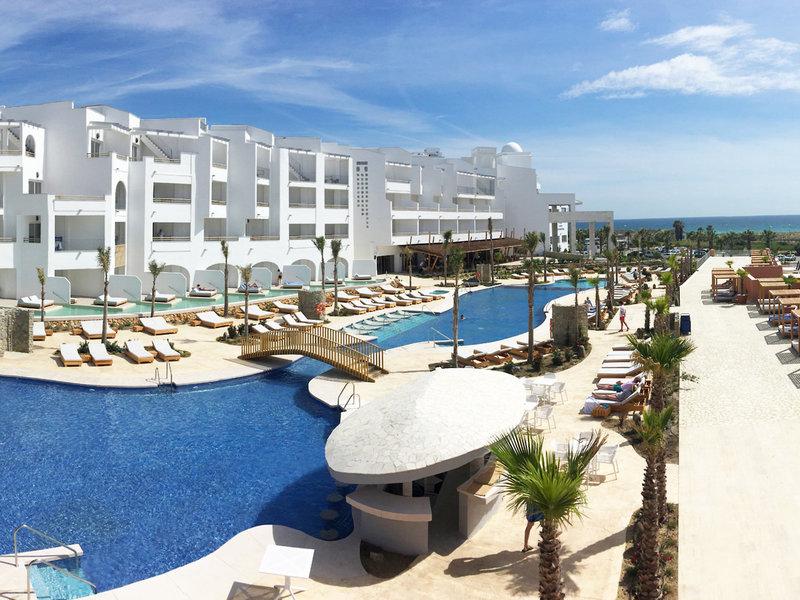 Hotelanlage vom TUI BLUE Zahara Beach