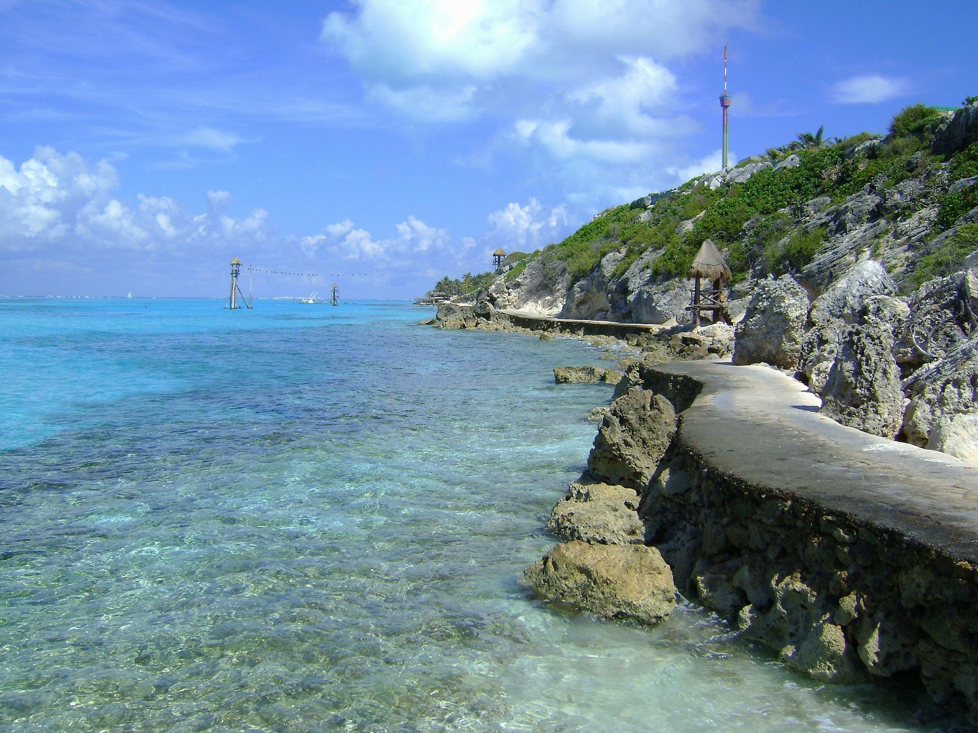 Insel Cozumel - Mexiko