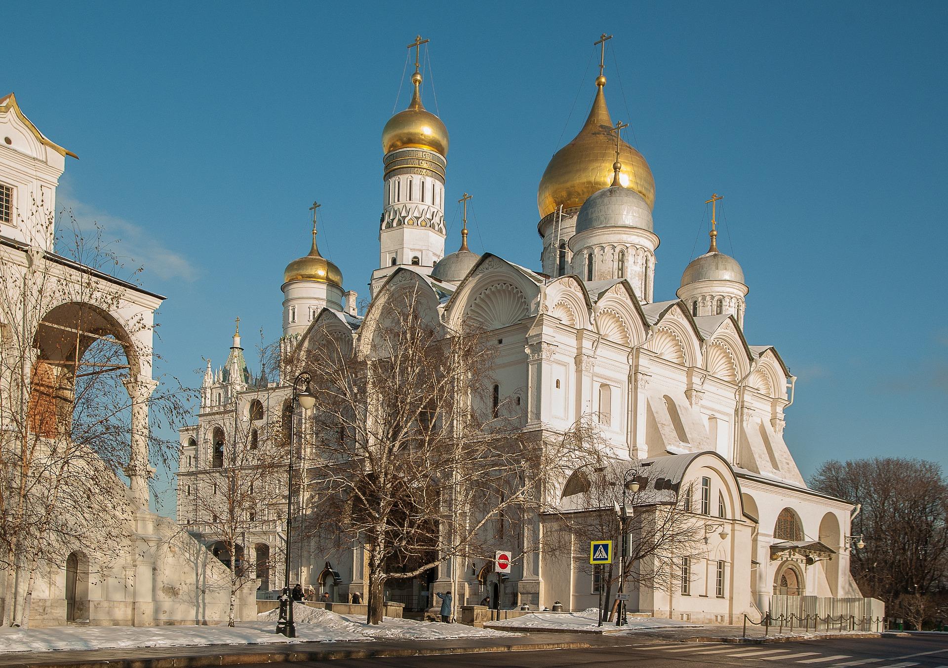 Kremlin Kathedrale