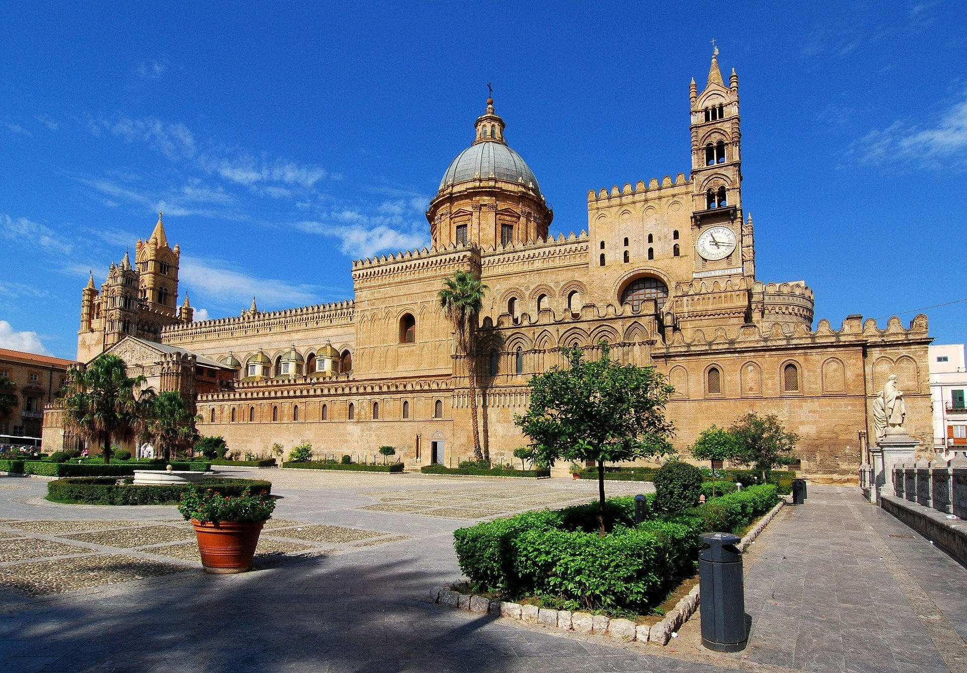 Palermo Städtereise
