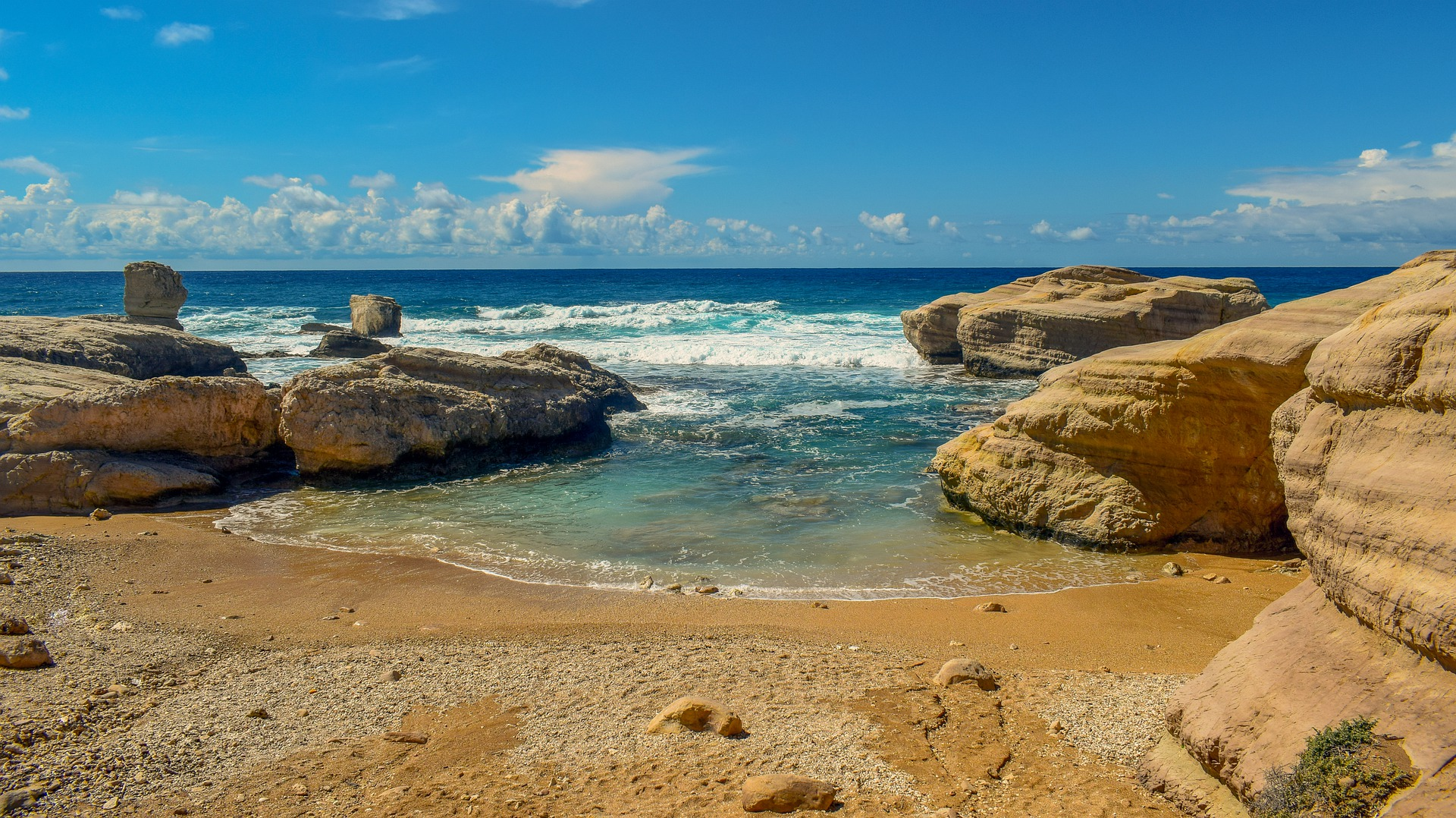Phaphos Strand - Zypern Pauschalreise