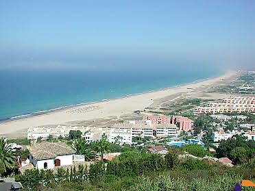 Playa de Altaneterra circa 3 Kilometer vom Hotel entfernt