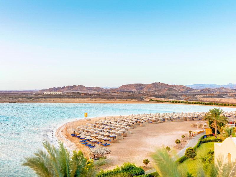 Port Safaga Kalaway Clubhotel bei Hurghada in Ägypten