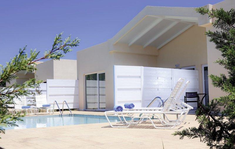 Private Suite mit Premium Pool