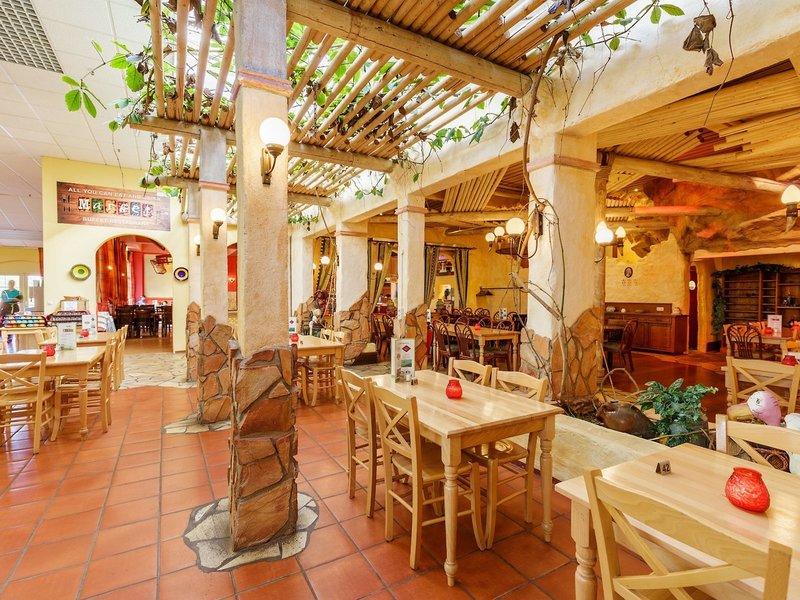 Restaurant im Market Dome