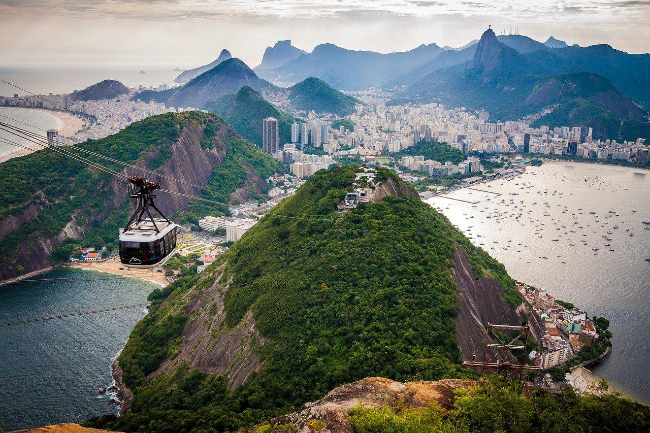 Rio de Janeiro - zwei Wochen Brasilien Reisen