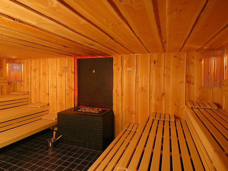 Sauna Bereich