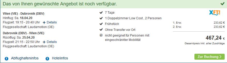 Screenshot Deal Aminess Grand Azur Hotel - nur 233,62€ eine Woche