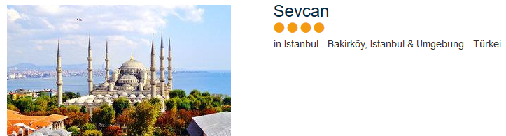 Sevcan Hotel mit bester Lage