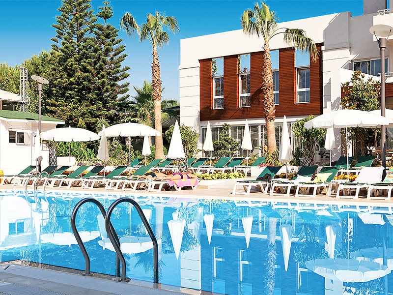 Side Resort Hotel 4 Sterne Plus
