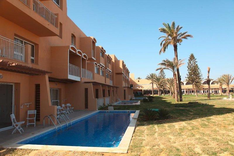 Skanes 4 Sterne Cluburlaub in Monastir