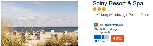 Solny Resort & Spa - drei Sterne Hotel