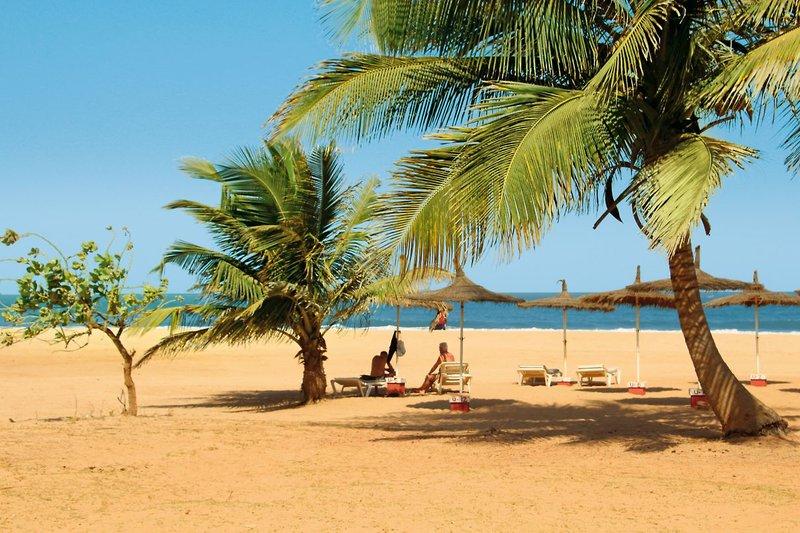 Strandabschnitt vom Bjilo Beach