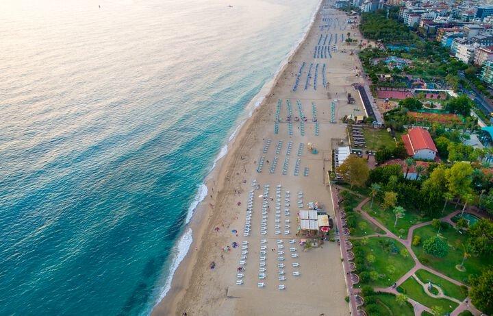 Urlaub am schönsten Strand der Türkei - das Wasa Hotel
