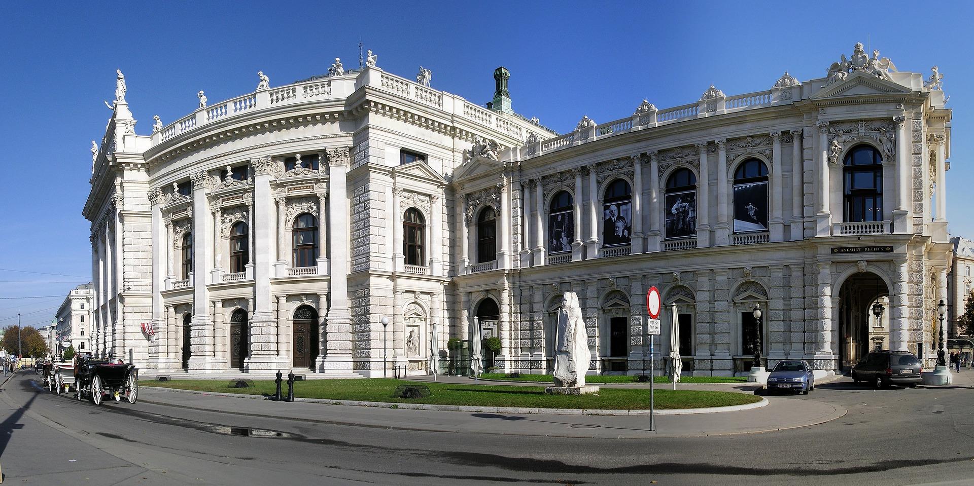 Vienne Burgtheater