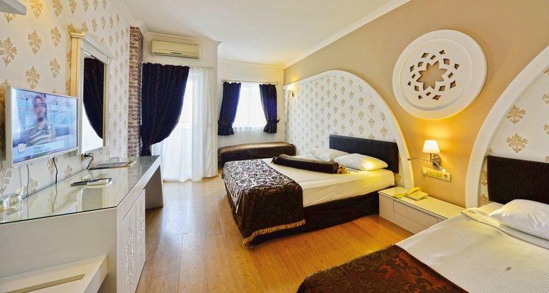 Zimmer vom Royal Paradise