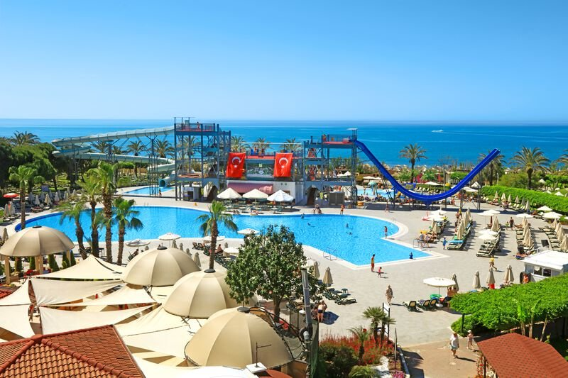 by MP Hotels 5 Sterne Waterworld Belek