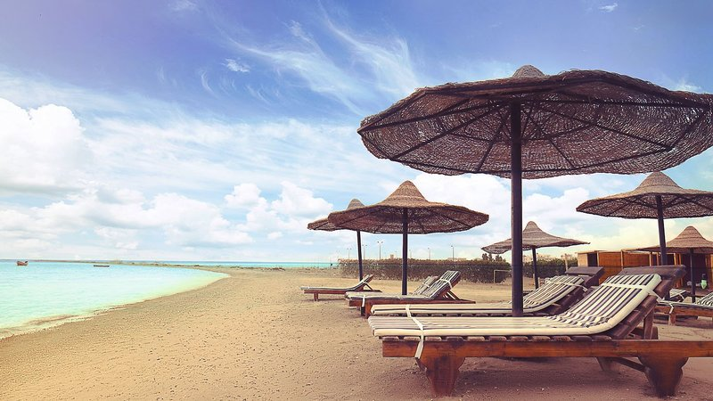 feiner Sandstrand Hotel mit direkter Strandlage