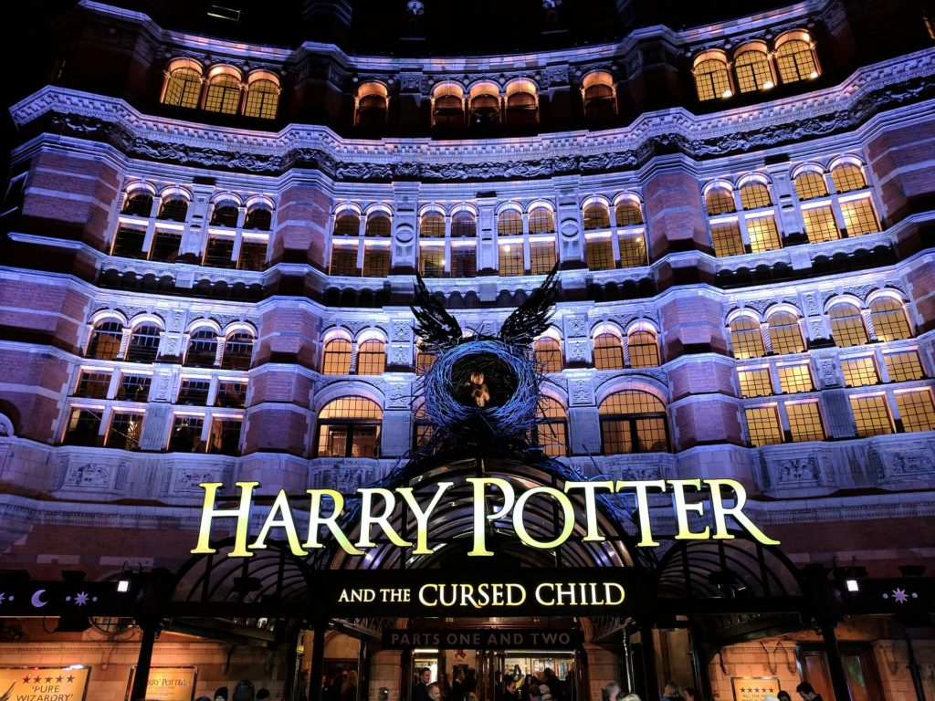 harry potter museum london