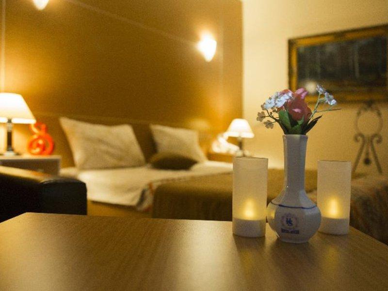 moderne Hotelzimmer erwarten euch