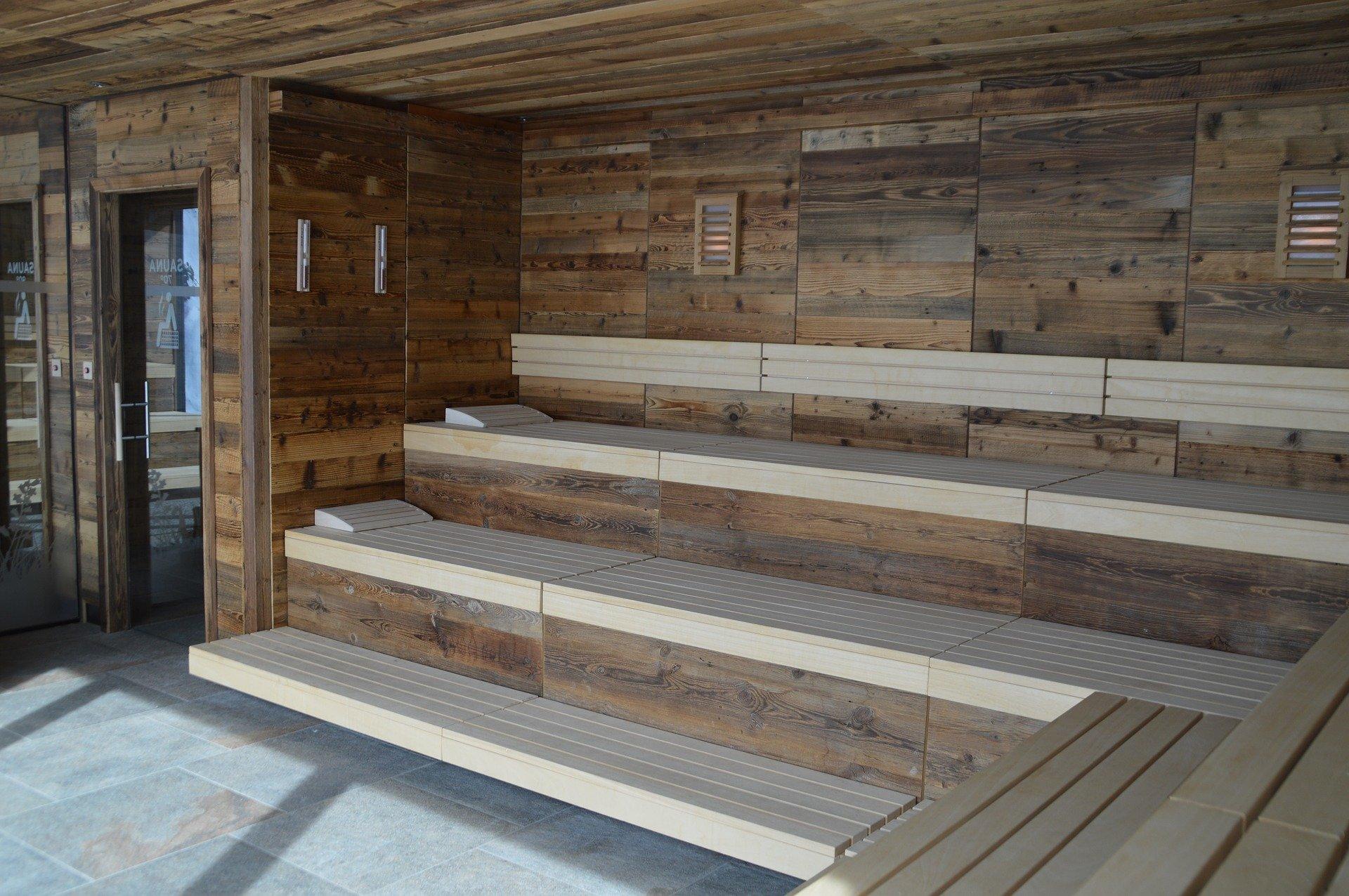 24 verschiedene Saunen warten auf euch in der City Spa Therme