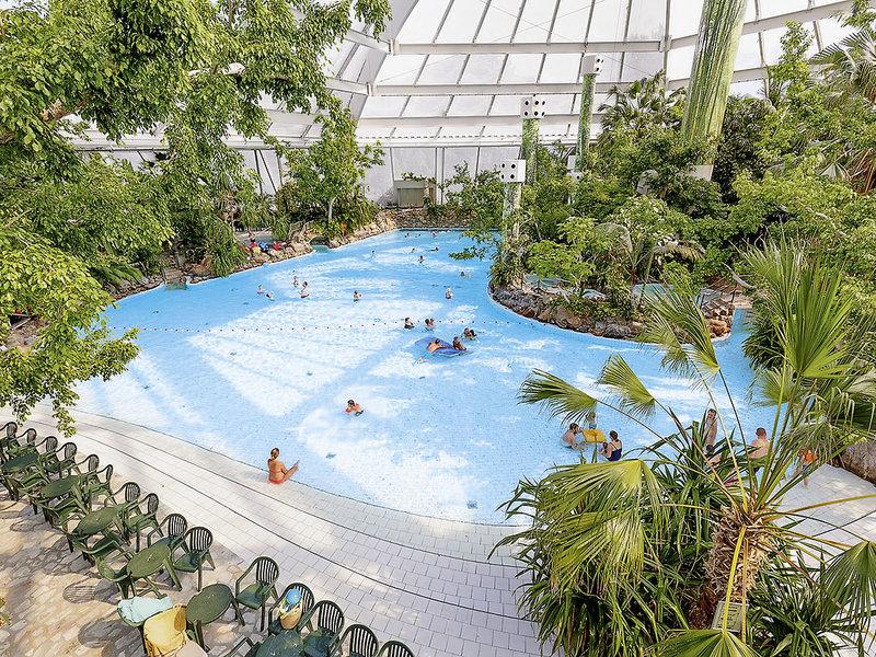 Aqua Mundo das tropische Badeparadies mit einem stück echten DschungelAqua Mundo das tropische Badeparadies mit einem stück echten Dschungel