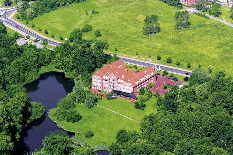 Direkt am See gelegen unser ausgewähltes Wellness Hotel für euch in Mecklenburg Vorpommern