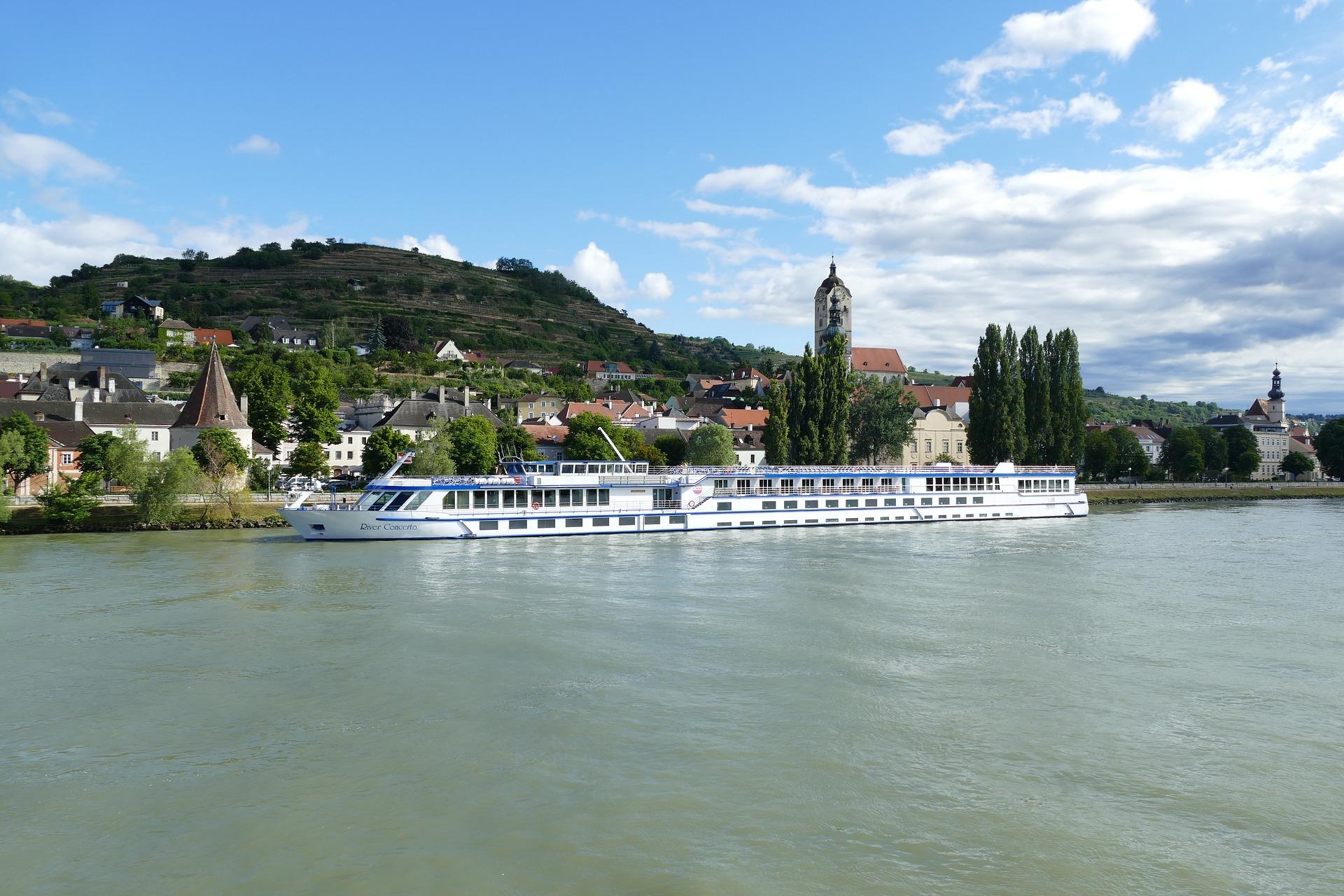 Donau Kreuzfahrt ab Passau