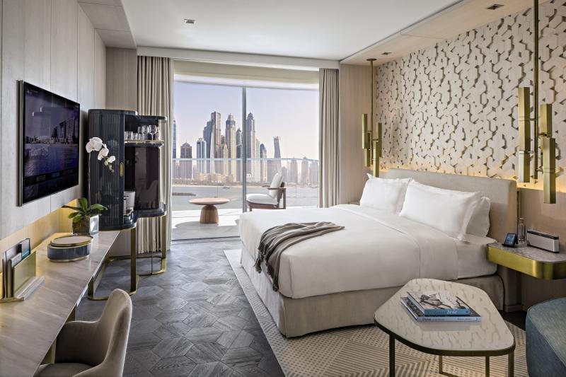 FIVE Palm Jumeirah Dubai - Doppelzimmer