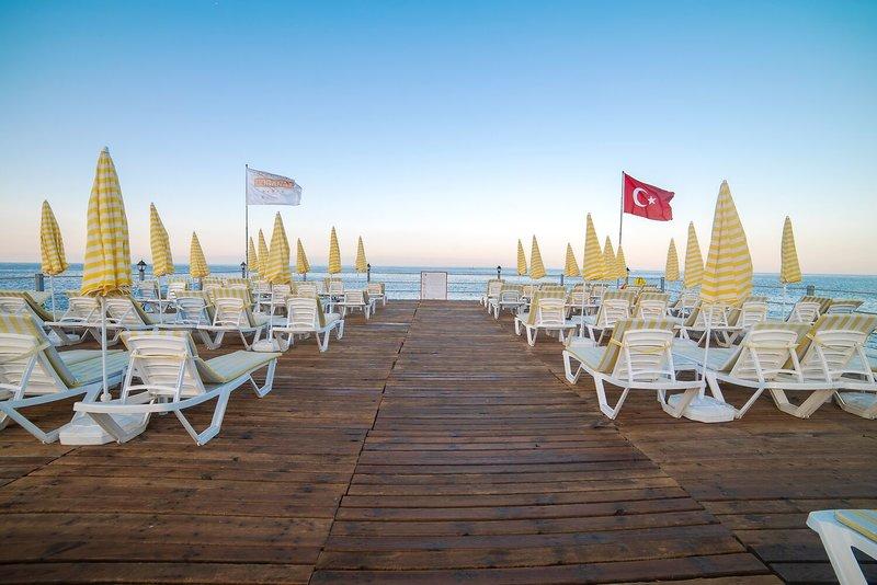 Familienurlaub Alanya - All Inclusive Pauschalreise 103,00€ p.P