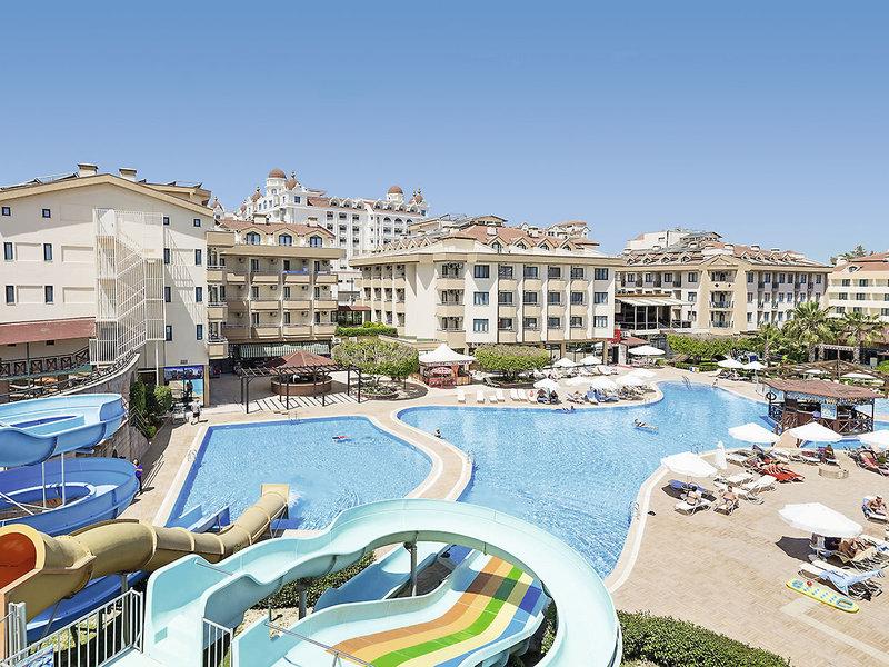 Familienurlaub Türkei Side - 9 Tage Pauschalreisen ab 200,00€