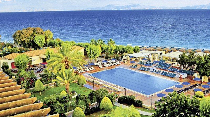 Freut euch auf eine Familienfreundliche Hotelanlage in Griechenland