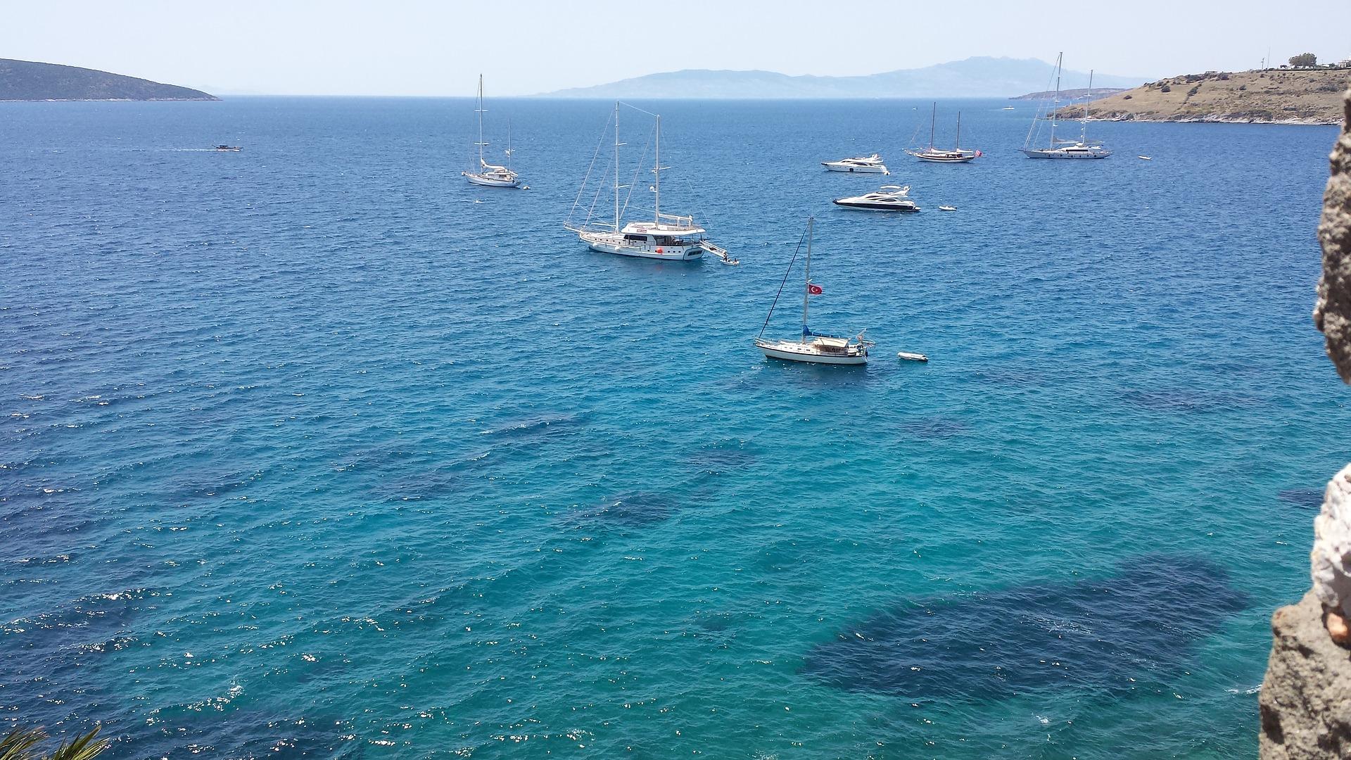 Gönnt euch eine Bootstour am Hafen
