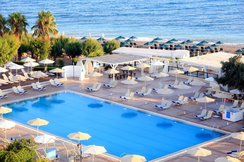 Familienurlaub Rhodos - All Inclusive ab 148,25€ 2
