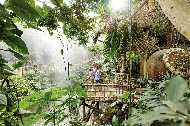 Het Heijderbos - Center Parc ab 7,00€ die Nacht günstig buchen