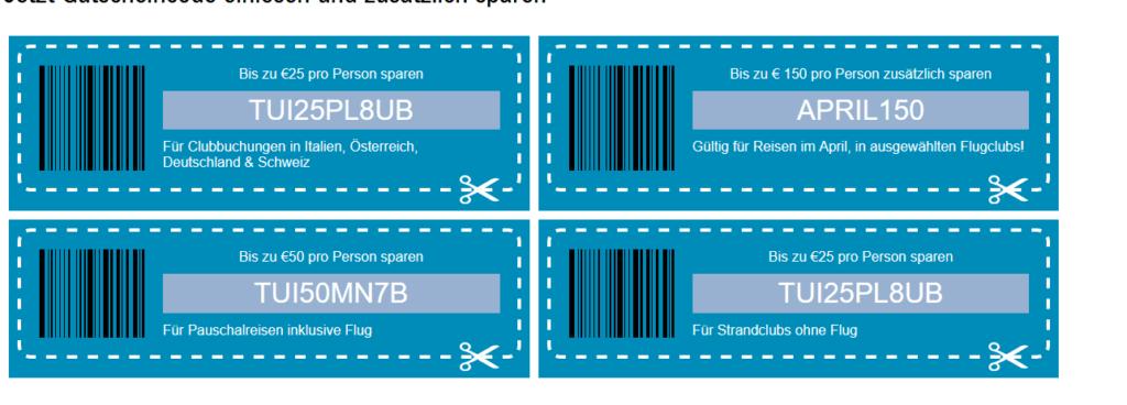 Screenshot Deal - ROBINSON Aktionscode eingeben & beim Urlaub sparen