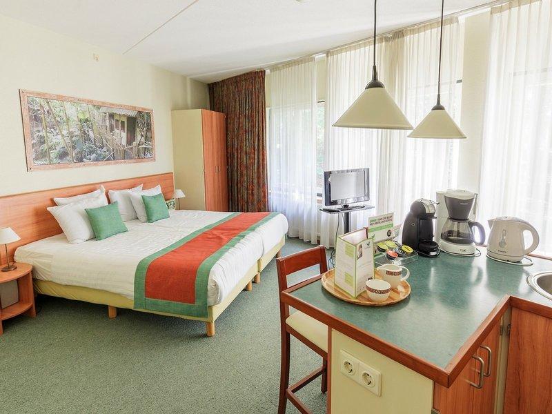 Schlafzimmer im Ferienhaus Eden