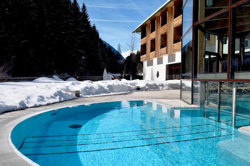 Spa Hotel Zedern Klang - Halbpension ab 90,50€ die Nacht