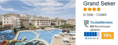 Unsere Empfehlung für einen günstigen Türkei Familienurlaub