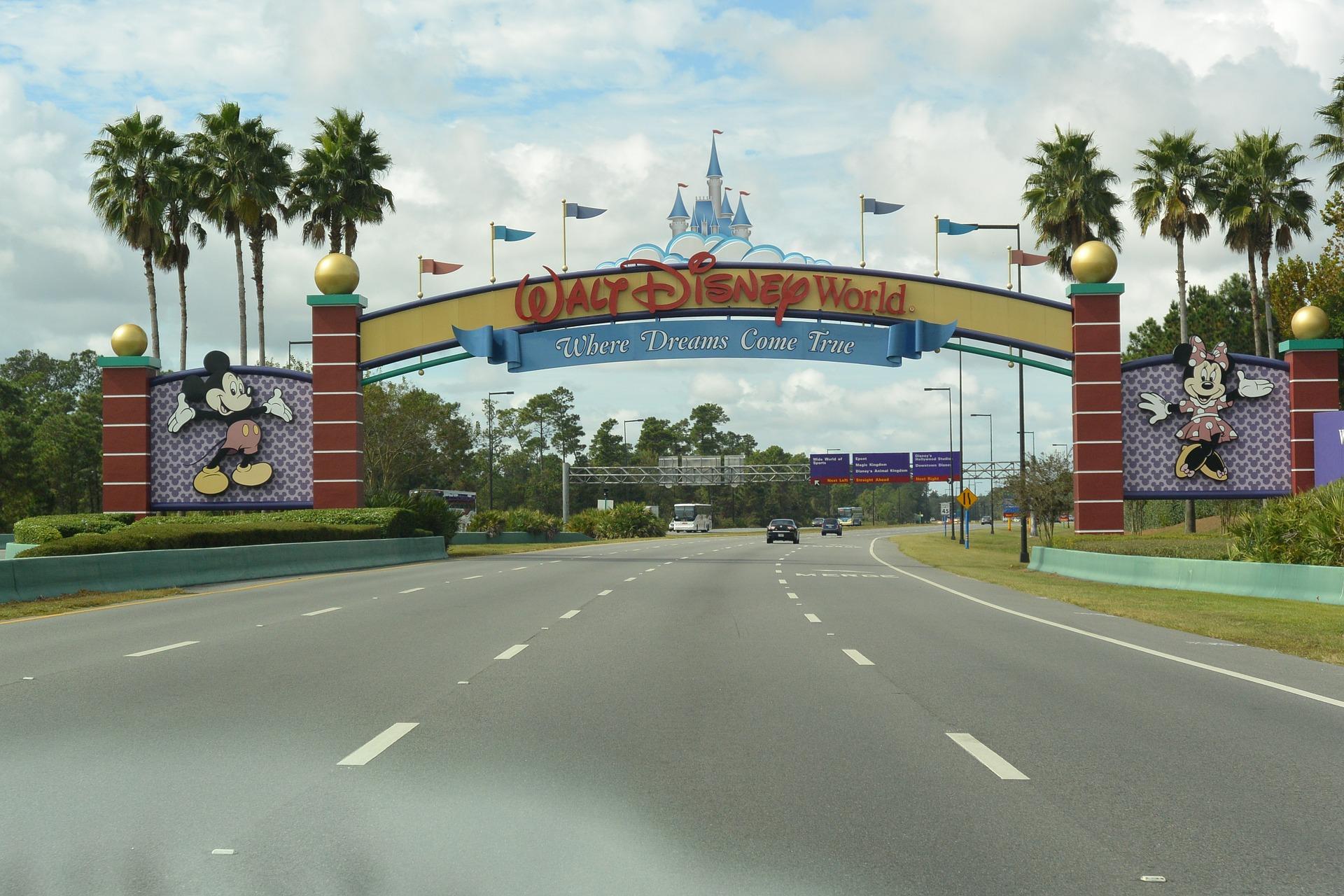 Walt Disney Land Orlando im Herzen von Florida