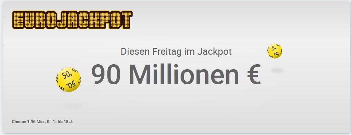 Screenshot Private Insel Kaufen - 90 Millionen € im EUROJACKPOT