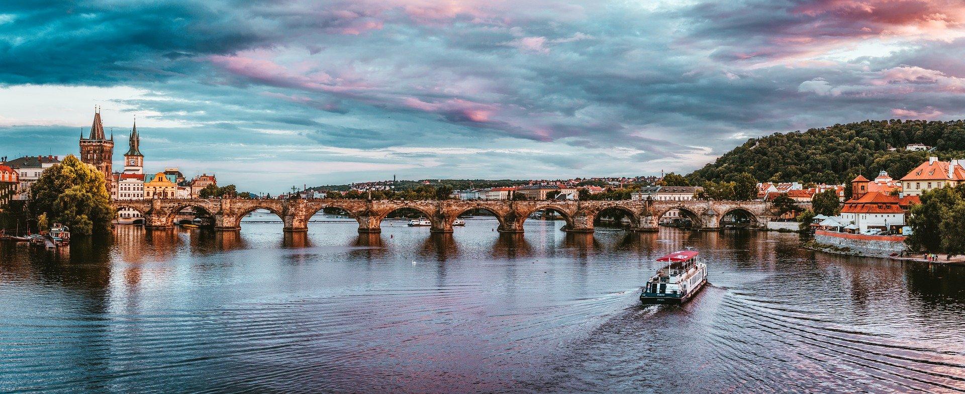 Kurzurlaub Prag - Gratis Bootstour 2 Nächte nur 39,00€