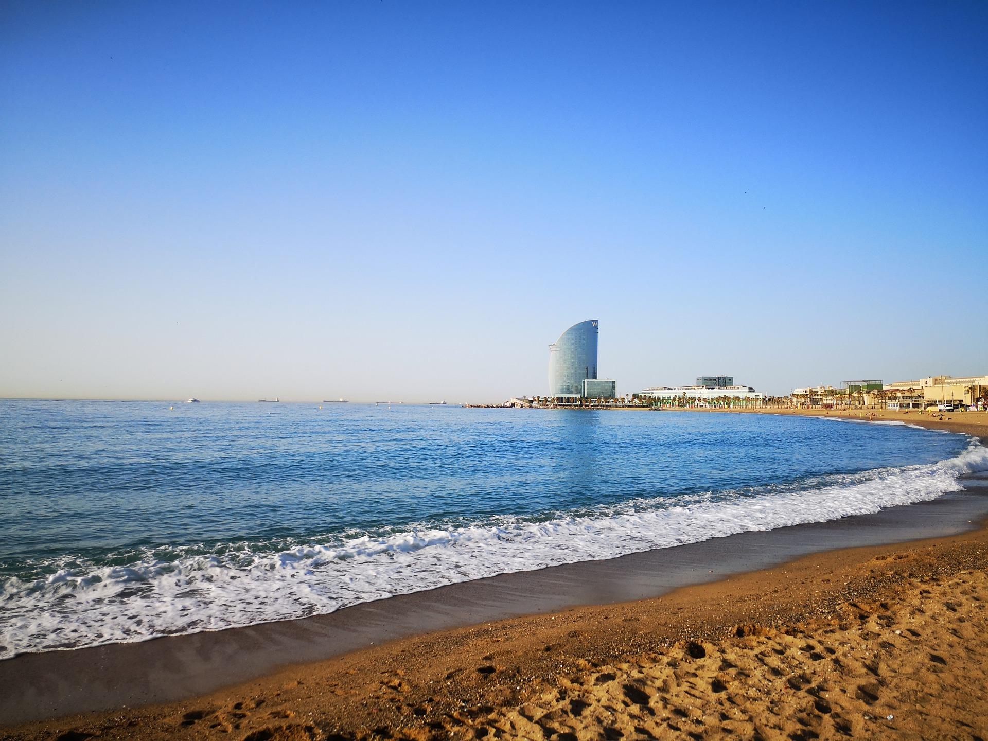 La Barcelonetta - San Sebastian Beach