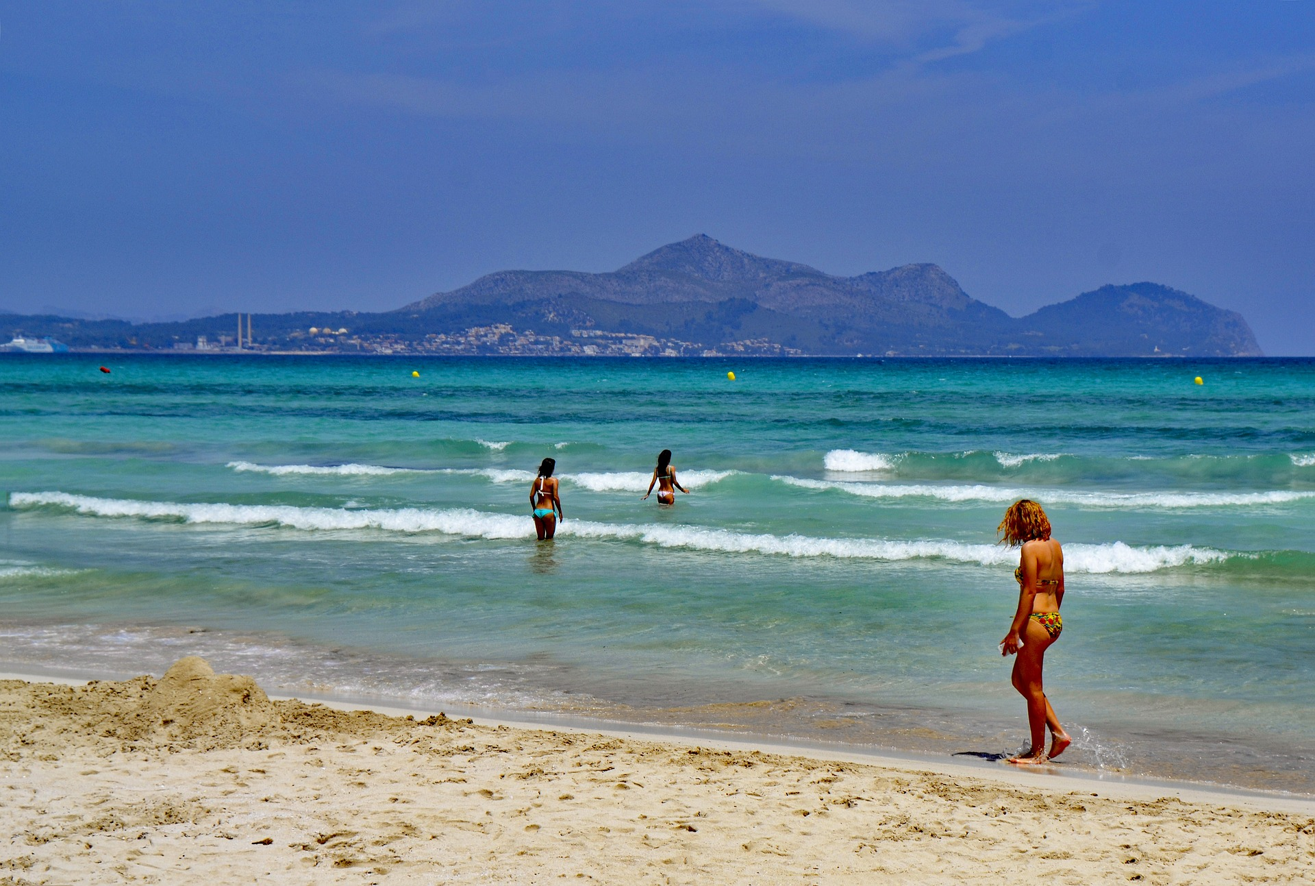 Playa de Muro Urlaub - ab 0,01€ die Nacht mit Halbpension