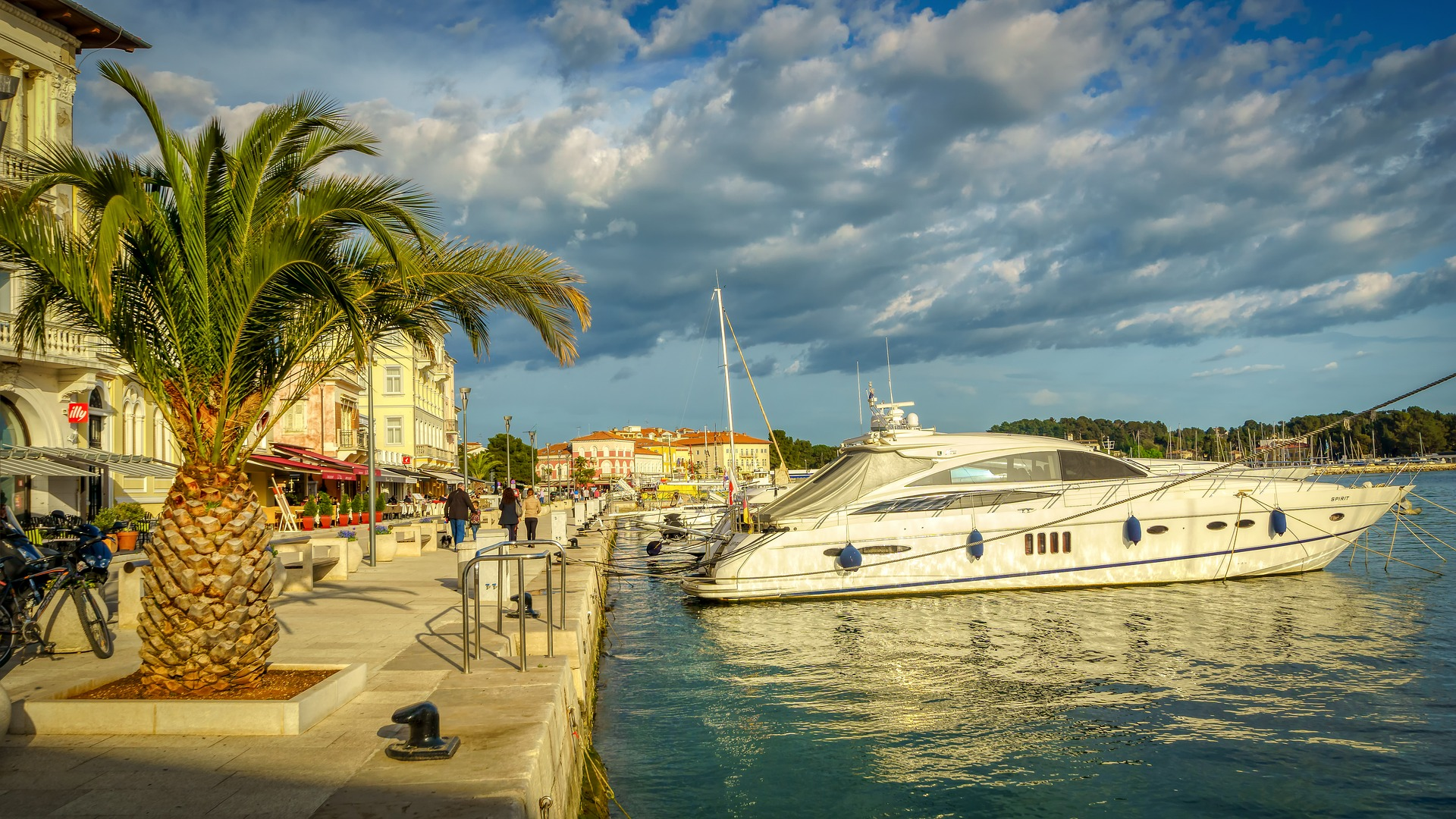 Porec Urlaub in Istrien
