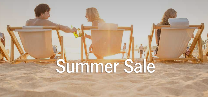 Screenshot Deal Summer Sales - 500,00€ sparen bei ROBINSON pro Person