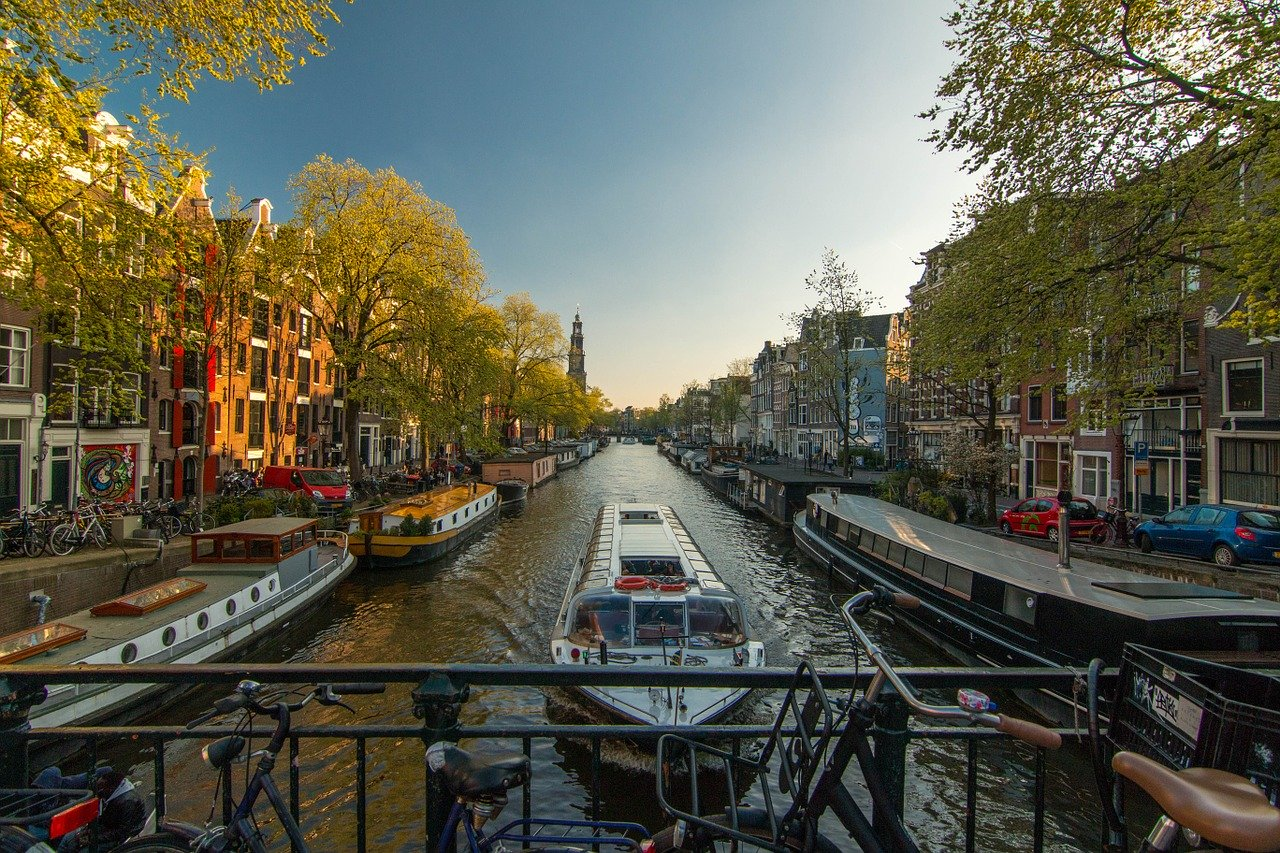 Bootstour Amsterdam