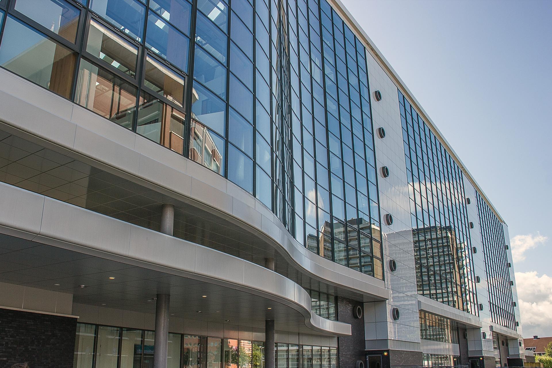 Neue Hospital direkt im Zentrum