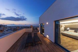 Zimmer Beispiel inklusive Balkon - Luxusurlaub Malta